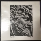 Asandre - Midgard (limited edition) LP (VG+-M-/VG) -industrial-