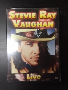 Stevie Ray Vaughan - Live DVD (M-/M-) -blues rock-