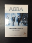 ABBA - The Winner Takes It All (The ABBA Story) DVD (M-/M-) -dokumentti/pop- (ei suomenkielistä tekstitystä)