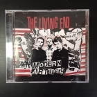 Living End - Modern Artillery CD (M-/M-) -punk rock-