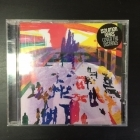 Isolation Years - Cover The Distance CD (VG+/M-) -indie pop-