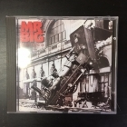 Mr. Big - Lean Into It CD (VG+/M-) -hard rock-