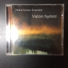 Pekka Nyman Ensemble - Valon hymni CD (VG+/M-) -gospel-