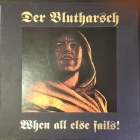 Der Blutharsch - When All Else Fails (limited edition) 10'' 2LP (M-/VG+) -martial industrial-