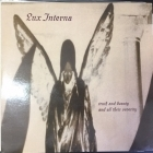 Lux Interna - Truth And Beauty And All Their Severity (limited edition) 10'' EP (VG/M-) -neofolk-