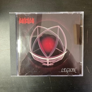 Deicide - Legion CD (VG+/M-) -death metal-