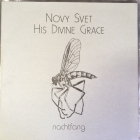 Novy Svet / His Divine Grace - Nachtfang (limited edition/grey) 10'' EP (M-/M-) -industrial/dark ambient-