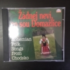 Bohemian Folk Songs From Chodsko CD (VG+/VG+)
