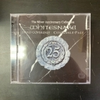 Whitesnake - The Silver Anniversary Collection 2CD (VG/M-) -hard rock-