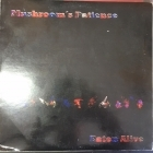 Mushroom's Patience - Eaten Alive (limited edition) 10'' EP (VG+-M-/VG) -avantgarde-