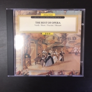 Best Of Opera CD (VG/M-) -klassinen-