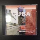 World Of Music (Cuba) (VG+/M-)
