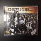 Disturbed - Ten Thousand Fists CD (G/VG+) -alt metal-
