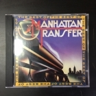 Manhattan Transfer - The Best Of CD (VG+/VG+) -jazz fusion-