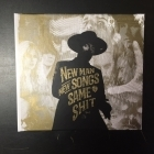 Me And That Man - New Man, New Songs, Same Shit, Vol.1 CD (M-/M-) -blues rock/folk rock-