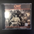 Ozzy Osbourne - No Rest For The Wicked CD (VG+/M-) -heavy metal-