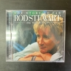 Rod Stewart - The Story So Far (The Very Best Of) 2CD (VG/VG) -pop rock-