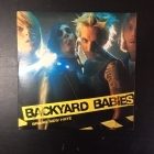 Backyard Babies - Brand New Hate CDS (VG+/VG+) -hard rock-