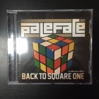 Paleface - Back To Square One (The Greatest Hits) CD (M-/M-) -hip hop-