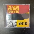 Great Oshkosh Experience - Mig100 CDEP (VG/VG+) -garage rock-