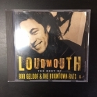 Bob Geldof - Loudmouth (The Best Of Bob Geldof & The Boomtown Rats) CD (G/VG+) -new wave-