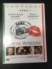 To Rome With Love DVD (M-/M-) -komedia-