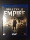 Boardwalk Empire - Kausi 1 (5 disc) Blu-ray (M-/M-) -tv-sarja-