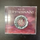 Whitesnake - Best Of Whitesnake CD (VG+/M-) -hard rock-