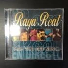 Raya Real - Mas Vivo Que Nunca CD (VG+/VG+) -folk-