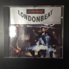 Londonbeat - In The Blood CD (G/VG+) -dance-