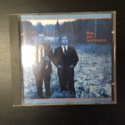 Kimmo Leppälä & Ilmari Räikkönen - Blue And Sentimental CD (VG+/M-) -jazz-