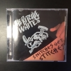 Ritchie Whites - Snitches Get Stitches CD (VG+/VG+) -punk rock-