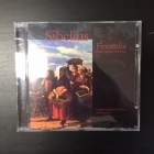 Sibelius - Finlandia And A Whole Tapestry Of Europe CD (VG/M-) -klassinen-
