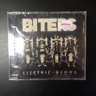 Biters - Electric Blood CD (avaamaton) -hard rock-