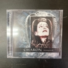 Charon - Tearstained CD (VG+/M-) -gothic metal-