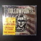 Hollowpoints - Old Haunts On The Horizon CD (avaamaton) -punk rock-