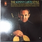Sonny Curtis - The Sonny Curtis Style LP (VG+-M-/VG+) -country-
