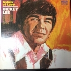 Dickey Lee - Ashes Of Love LP (M-/VG+) -country-