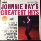 Johnnie Ray - Johnnie Ray's Greatest Hits LP (VG+/VG+) -pop-
