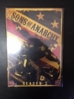 Sons Of Anarchy - Kausi 2 4DVD (avaamaton) -tv-sarja-
