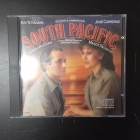 Kiri Te Kanawa, Jose Carreras, Sarah Vaughan & Mandy Patinkin - South Pacific CD (M-/M-) -musikaali-