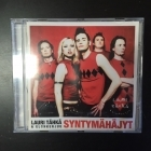 Lauri Tähkä ja Elonkerjuu - Syntymähäjyt CD (M-/G) -folk rock/pop rock-