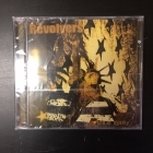 Revolvers - End Of Apathy CD (avaamaton) -punk rock-
