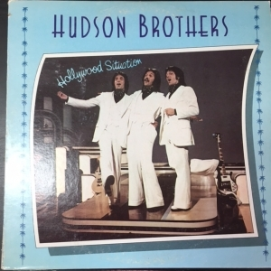 Hudson Brothers - Hollywood Situation LP (VG+-M-/VG+) -pop-