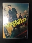 Need For Speed DVD (VG/M-) -toiminta-