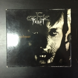Celtic Frost - Monotheist (limited edition) CD (VG/VG) -death metal/thrash metal-