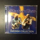 Status Quo - The Swedish Collection 2CD (VG-M-/M-) -hard rock-
