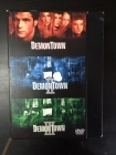 DemonTown / DemonTown II / DemonTown III 3DVD (VG-VG+/VG) -jännitys-