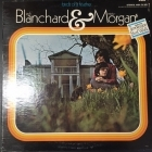 Jack Blanchard & Misty Morgan - Birds Of A Feather LP (M-/VG+) -country-