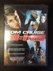 Mission Impossible 3 DVD (M-/M-) -toiminta-
